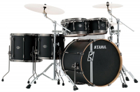 Tama ML52HLZBN-FBK Superstar Hyper-Drive Maple Drumkit Flat Black
