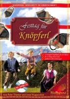 Festtag für Knöpferl + CD - Noten für Steirische Harmonika