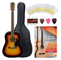 Fender CD-60 V3 DS SB Starter Set