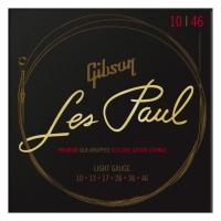 Gibson SEG-LES9 Les Paul Premium Saitensatz Light 010-046