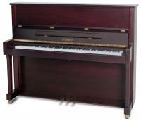 Feurich Mod. 122 Universal Piano Bordeaux matt