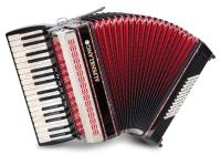 Alpenklang Pro accordéon III 72 M noir