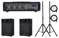 Pronomic PM42-110 StagePower Set Aktivanlage