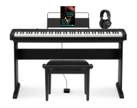 Casio CDP-S100 BK Compact Piano Set