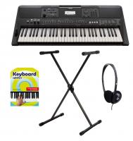 Yamaha PSR-E463 Keyboard Set