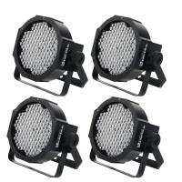 Showlite FLP-144 flat panel LED, 144x 10mm - set of 4