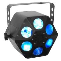 ADJ Quad Phase HP LED RGBW Moonflower