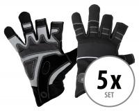 Stagecaptain RGL-2F Rigger Handschuhe Größe L 5x Set