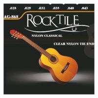 Rocktile Cordes de Guitare Classique Super Light