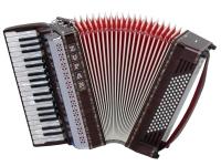 Zupan Alpe IV 96 MH acordeon palisandro