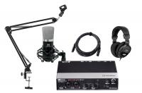 Steinberg UR242 USB Audio-Interface PC Set