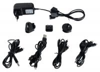 Beatfoxx SDC-1640 Ladegerät für Silent Disco V2 Kopfhörer - Retoure (Zustand: gut)