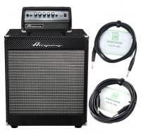 Ampeg SVT Micro Head Bass Topteil + PF-112HLF Set