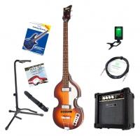 Höfner Club Ignition HI-CB-SB E-Bass Set