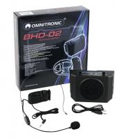 Omnitronic BHD-02 Tour Guide Headset System