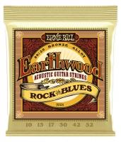 Ernie Ball 2008 Earthwood 80/20 Rock and Blues