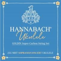Hannabach Goldin 235MHT Ukulele Saiten