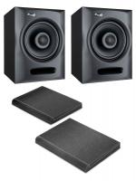 Fluid Audio FX80 Aktiv-Studiomonitor ISO Set