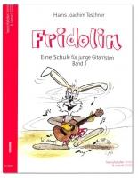 Fidolin 1 - Eine Schule für junge Gitarristen, Band 1