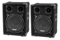 McGrey DJ-1022 Partykeller/DJ-Box Paar 2 x 400W - Retoure (Zustand: sehr gut)