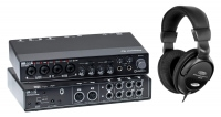 Steinberg UR44C USB Audio Interface Set