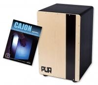 PUR Cajon PC3279 Compact QS Ebano Set + Schule