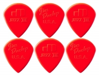 Dunlop Nylon Jazz III Picks 1,38 mm 6er Player's Pack