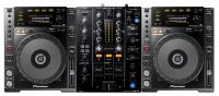 Pioneer DJ CDJ-850 / DJM-450 Set