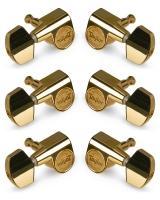 Taylor Standard Tuners Polished Gold Mechaniken