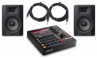 Akai MPC One + M-Audio BX5 Set