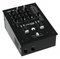 Omnitronic PM-222 2-Kanal-DJ-Mixer - Retoure (Zustand: sehr gut)