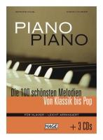 Piano Piano 1 leicht (mit 3 CDs) - Retoure (Zustand: gut)