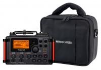 Tascam DR-60D MKII Digitalrecorder Set inkl. Tasche