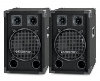 McGrey DJ-1022 Party room / DJ Box pair 2 x 400W