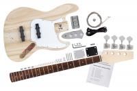 Rocktile Kit completo montaje bajo eléctrico tipo JB