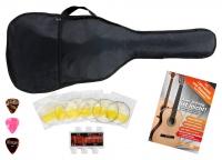 Classic Cantábile Juego de accesorios para Guitarra clásica 3/4 (5 piezas)