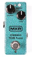 MXR M 296 Classic 108 Fuzz Mini