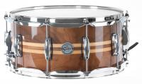 "Gretsch 14"" x 6,5"" Walnut Gloss Snare"