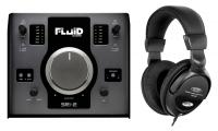Fluid Audio SRI-2 USB Audio Interface Set