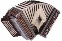 Kärntnerland Silber Meister-Klassik Palisander Harmonika 4/III F/B/ES/AS