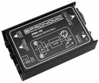 Pronomic PDI-10 passive DI-Box