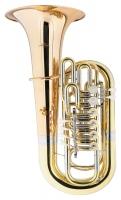 Lechgold FT-15/6L F-Tuba lackiert