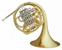 Hoyer 801 F/B-Doppelhorn - Retoure (Zustand: sehr gut)