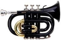 Classic Cantabile Brass TT-400 zaktrompet in B zwart
