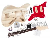 Rocktile Electric Guitar JAG Style Building Kit