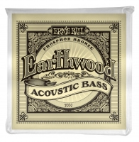 Ernie Ball 2070 Earthwood Phosphor Bronze Akustik-Basssaiten