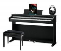 Kawai CN17 Digitalpiano Set inkl. Pianobank, Kopfhörer & Klavierschule