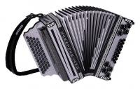 Kärntnerland Silber Elegance Harmonika 4/III B-Es-As-Des