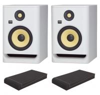 KRK ROKIT RP7 G4 White Noise ISO Set