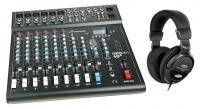 Studiomaster Club XS 10+ Mischpult Set